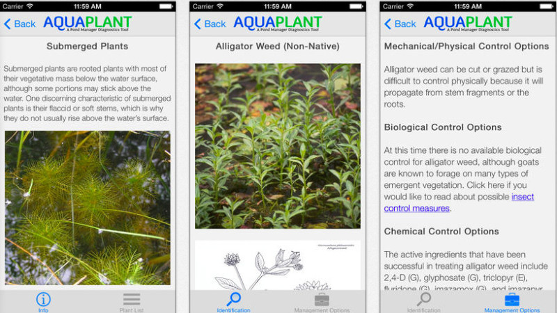 Six New Apps for Aquaculture Producers Made Available by Texas A&M